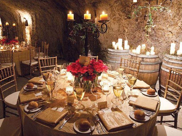 foto tavolo da matrimonio per articolo banquetting