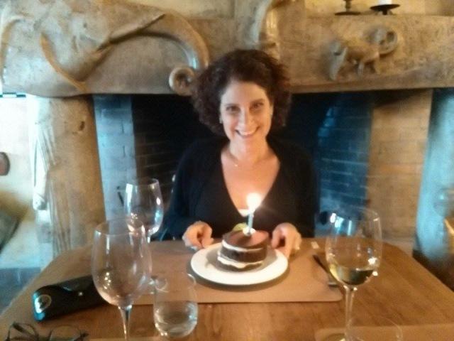 rhonda foto candle