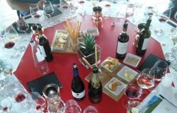 foto tavolo degustazioni umbria ritagliata