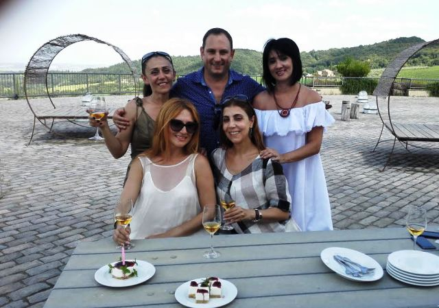 PRIVATE EVENTS IN TUSCANY VILLAS AND WINE ESTATES