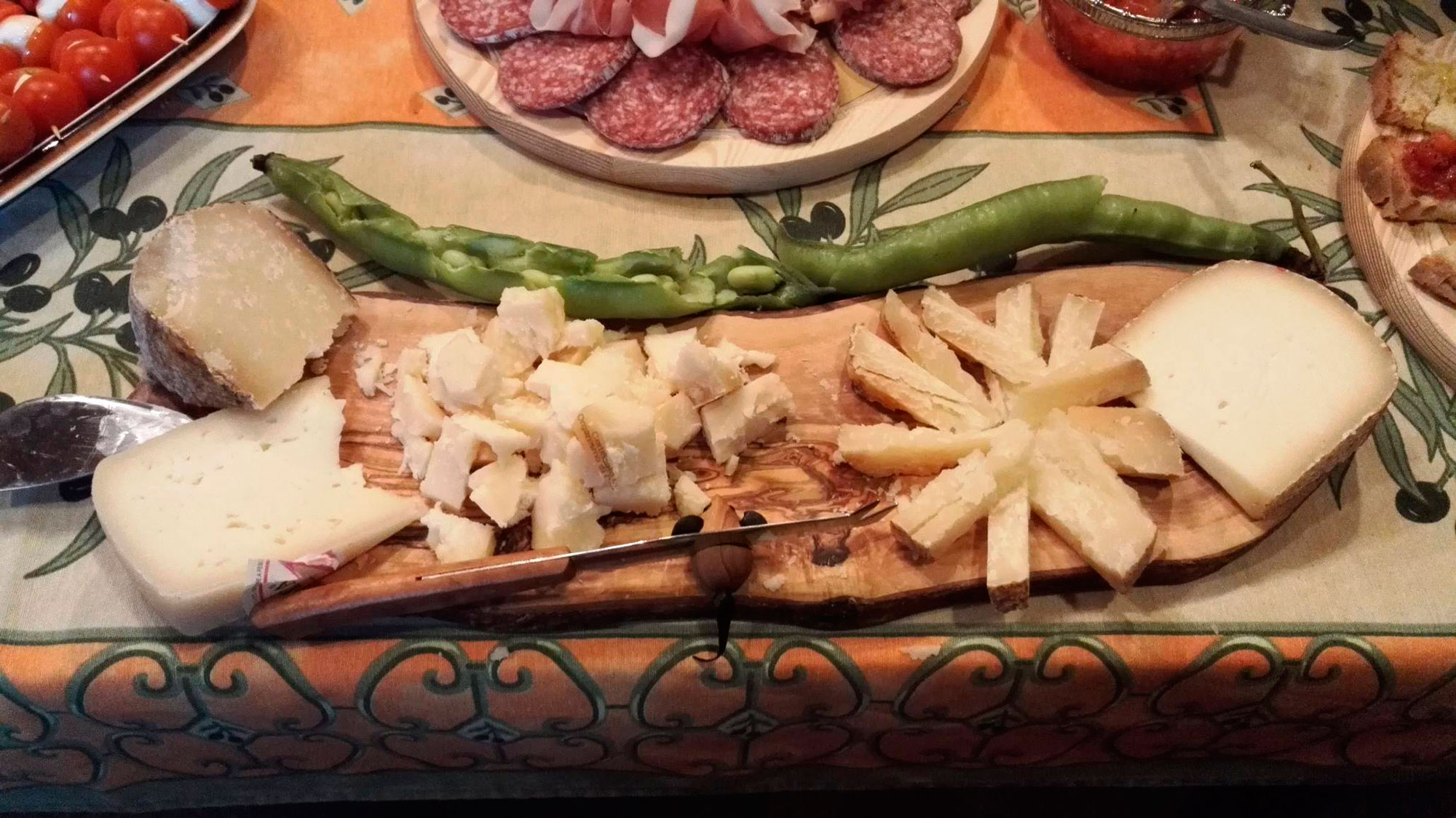 Tuscan chees
