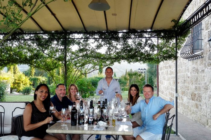 TUSCANY PRIVATE EVENTS