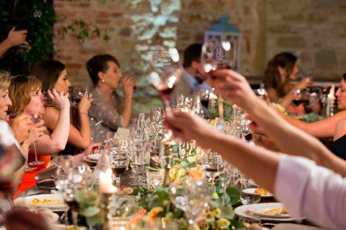 TUSCANY WINE-TASTING DINNER